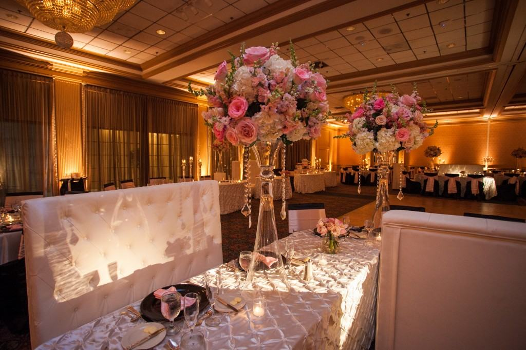 San Luis Ballroom Wedding Reception
