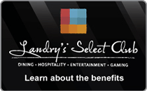 Landrys Select Club Card