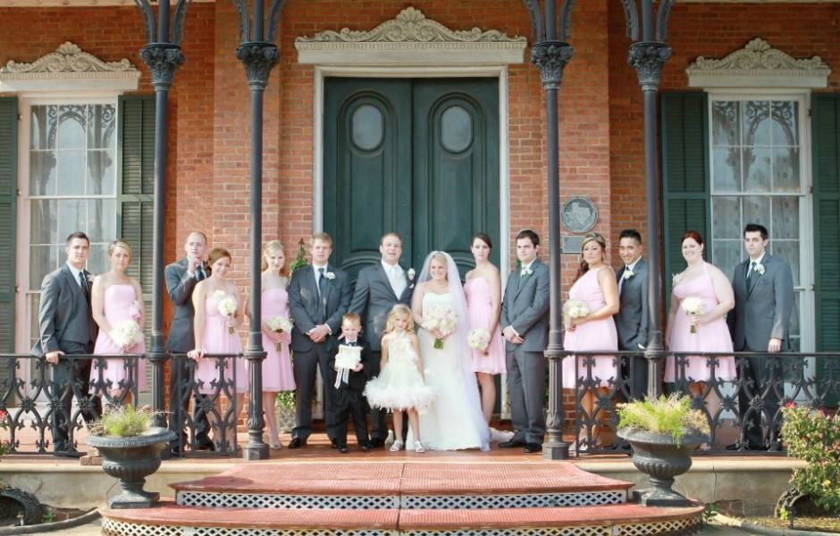 Weddings At Ashton Villa In Galveston Tx