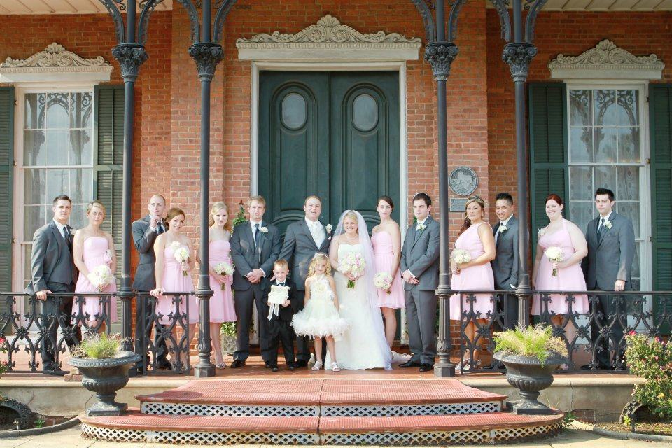 Ashton Villa Mansion Wedding