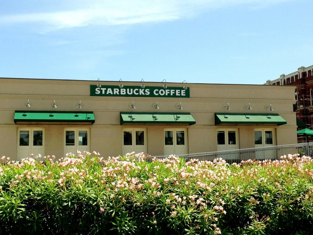starbucks harborside galveston