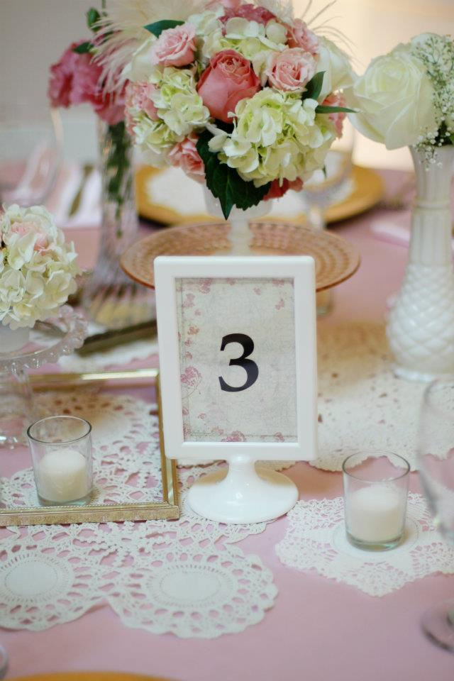 Ashton Villa Mansion Wedding Tablescape