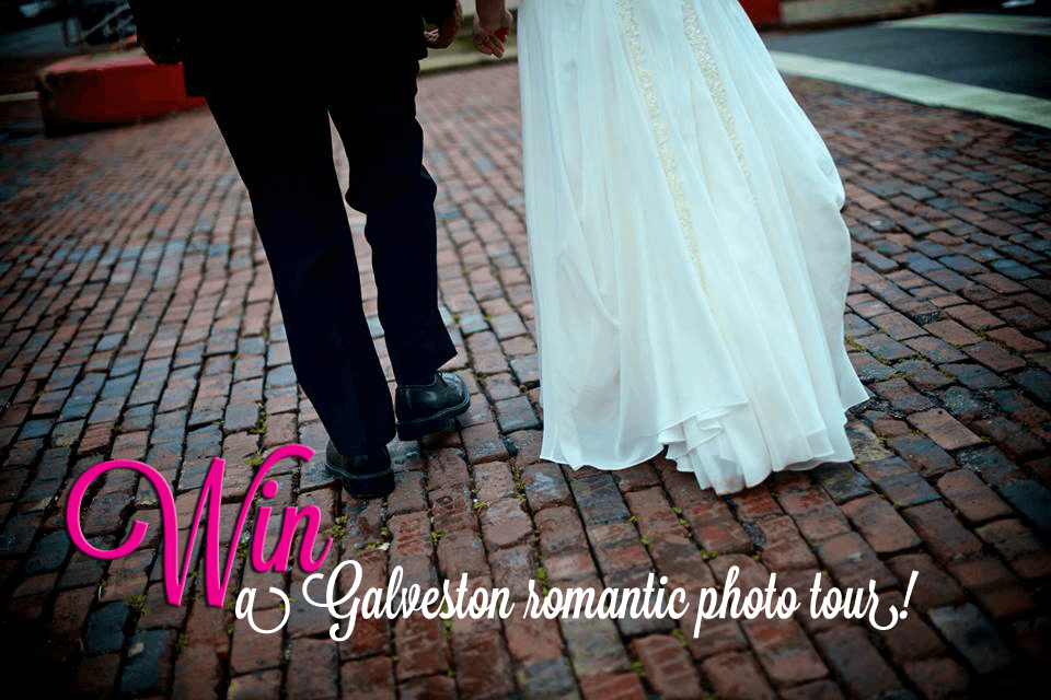 Win a Galveston Romantic Photo Tour!