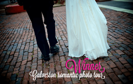 Galveston Romantic Photography Tour Winner