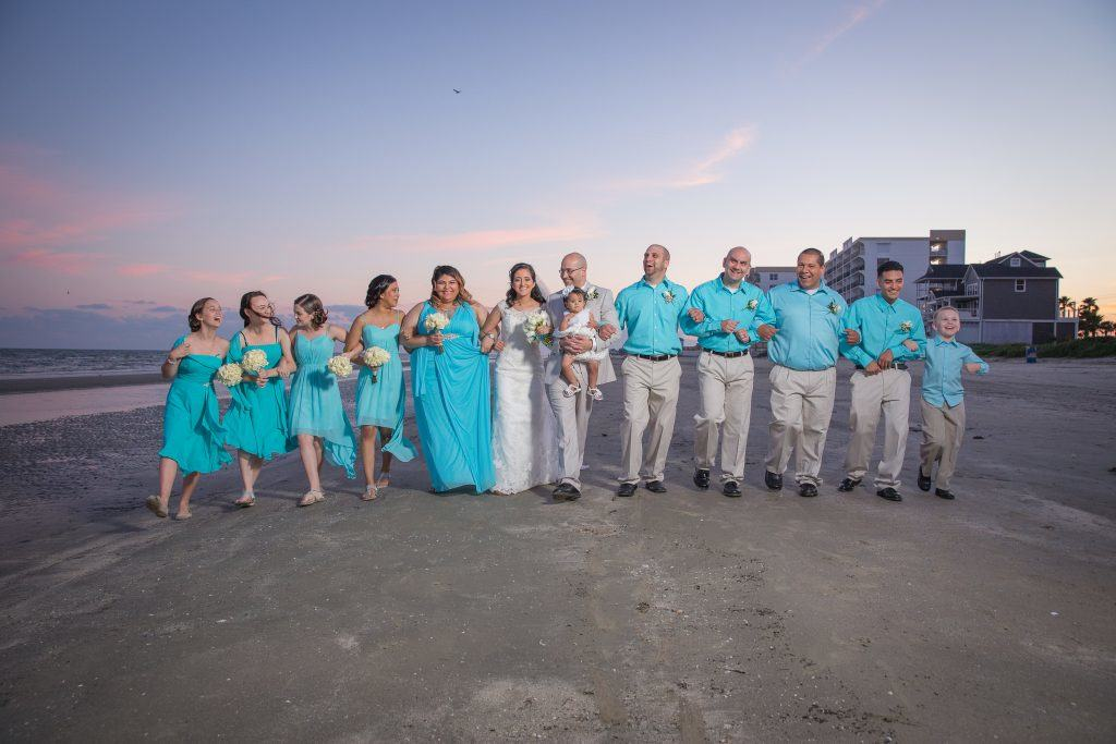 Galveston beach wedding planners
