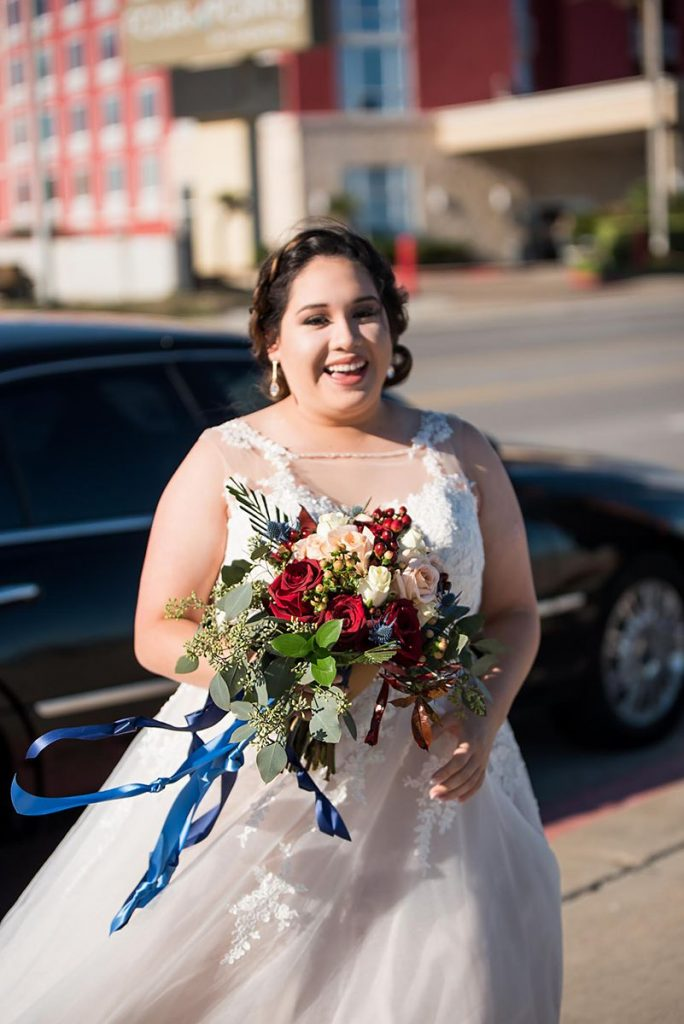 galveston cruise wedding 3