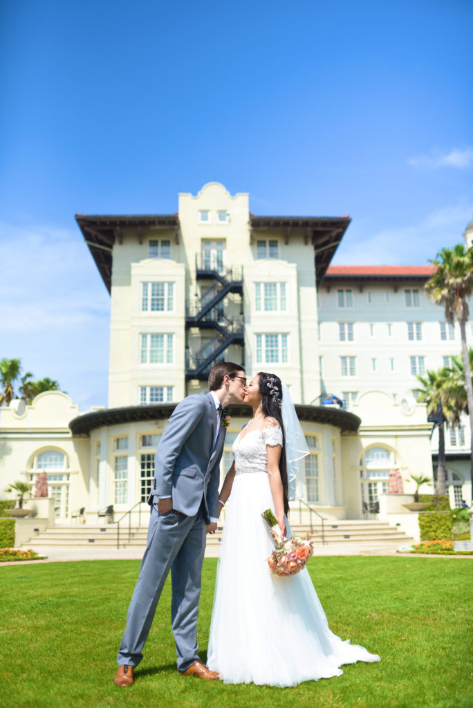 galveston elopements and intimate weddings
